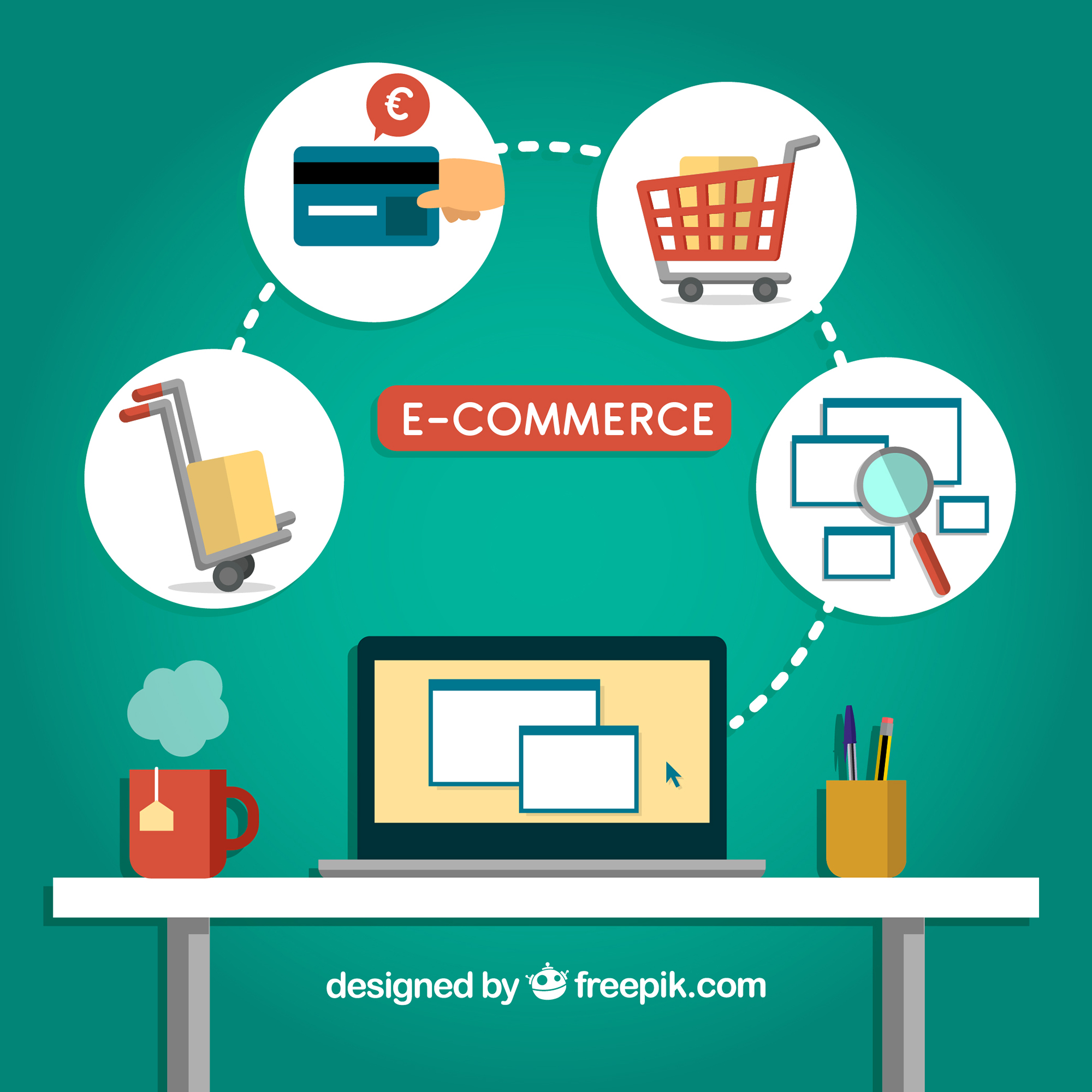realizare site ecommerce